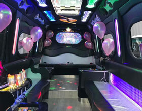 Finishing Touch Limos