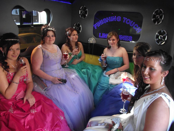 Prom Night Girls