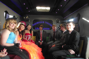 Prom Night Girls and Boys